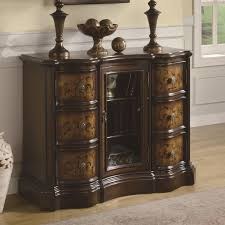 Bombe Bedroom Furniture by Traditional Accessories Accents Bombe Chest Brass Coaster 950128