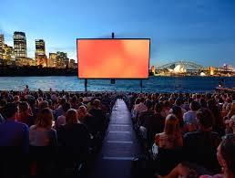 Botanic Gardens Open Air Cinema St George Openair Cinema What S On City Of Sydney