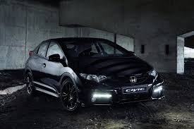 nissan civic 2014 honda displays new civic black edition in geneva goes on sale in may