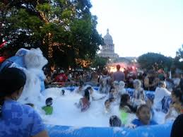 pit rental foam party rentals san antonio