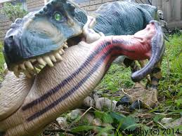 t rex attack by psychopath on deviantart