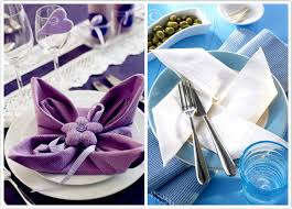 how to fold napkins for a wedding fashion and functional of napkins for wedding liviroom decors