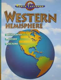world explorer western hemisphere 3rd edition student edition