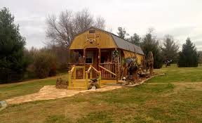 Barn Style Houses 300 Sq Ft Barn To Tiny Cabin Conversion
