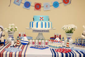 party ideas for baby boy 1st birthday nice decoration