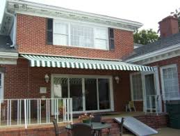 Storm Awnings Motorized Retractable Awnings A U0026a Awnings And Storm Shutters