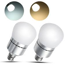 led light bulb with dusk to dawn sensor 12w 2835 smd led l bulb e27 b22 bayonet dusk to dawn automatic on