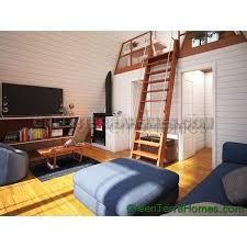 modular home interior pictures greenterrahomes modular home a frame 2br 1ba 432sf 144sf loft denver