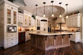 interesting country style kitchens with huge and elegant kitchen