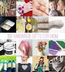 christmas gifts for mothers 100 handmade gifts for hello glow