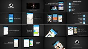 app presentation video template iphone 6 archives free after