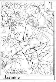 chic flower fairy coloring pages flower fairies coloring pages