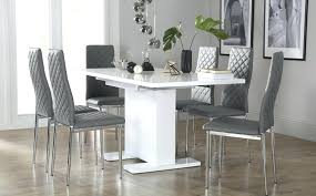 modern kitchen table sets modern dining table sets dining chairs dining modern round dining