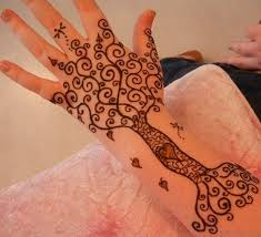72 stylish heena tattoos on finger