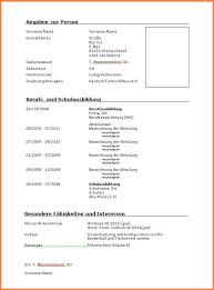 Lebenslauf Vorlage Excel Lebenslauf Vorlage F禺hrerschein Anschreiben 2018