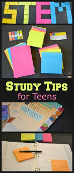 high school stuff tips and tricks for teaching study skills to kids organizations