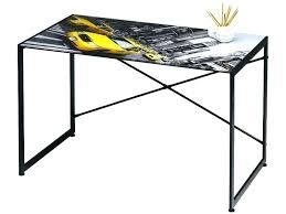 plateau bureau angle plaque de verre pour bureau ikea plateau d angle socialfuzz me