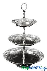 tier stand 3 tier cupcake stand 20 3 tiers antique silver