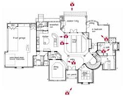 Floor Plan Icons by Custom Plan 3697 Sterling Custom Homes