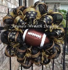 saints ribbon best 25 saints wreath ideas on new orleans saints