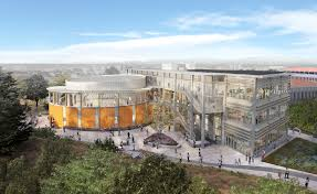 student population growth at uci spurs construction of high tech