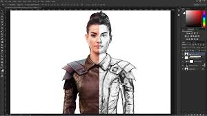 images of 25 detailed photoshop drawing sc