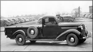 1938 dodge truck pickuptruck com history segment four 1936 to 1938 fore point
