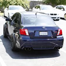 subaru hatchback 2011 ht autos fender flares 2011 2014 wrx sti fastwrx com