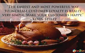 to motivate be thankful to your customers