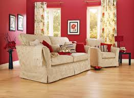 cozy red living room design ideas living room ceramic vase l