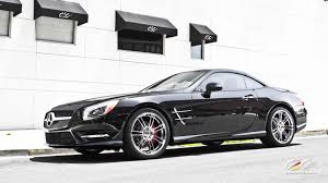 chrome benz mercedes benz sl550