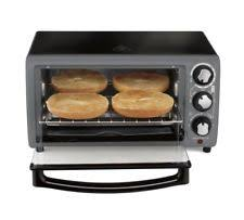 Hamilton Beach Set Forget Toaster Oven With Convection Cooking Hamilton Beach Toaster Ovens Ebay