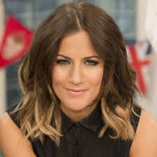long bob with dipped ends hair dip dye hair the best celeb styles for ombre inspo caroline