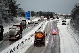 Snow Scotland Snow And Freezing Temperatures To Plunge Scotland Back In To