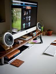 Office Desk Risers 20 Best Wood Monitor Risers Images On Pinterest Desks Display