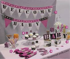Baby Shower Table Ideas by Baby Shower Party Supplies For Baby Shower Table Ideas 5