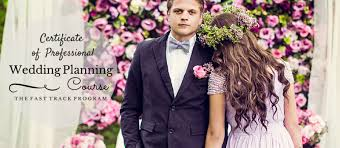 how to become a wedding coordinator fast track wedding planning course how to become a top wedding