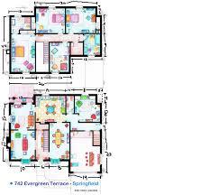 742 Evergreen Terrace Floor Plan Engineering Mr Drew U0027s Blog