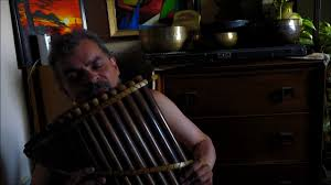Pepe Mendoza Bodybuilder - panflute tutorial building stamina on the panflute youtube