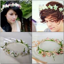 claires headbands hat flower crown wheretoget