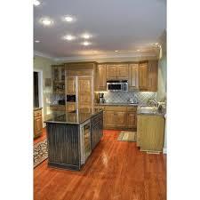 gunstock oak smooth solid hardwood 3 4in x 2 1 4in 942749603