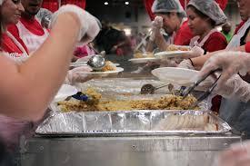 thanksgiving food bank volunteer thanksgiving kut