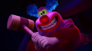inside out jangles the clown gif insideout janglestheclown jangles the clown inside out wikia fandom powered by wikia