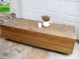coffee tables attractive diy chest coffee table best ideas home