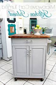 retro kitchen island kitchen island with microwave kenangorgun com