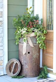 Spring Decorating Ideas Pinterest by Spring Front Door Decorations Summer Wreath Flower Pots Ideas
