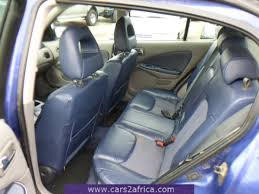 nissan almera leather seat cars2africa