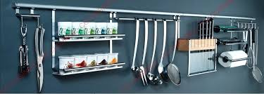barre ustensiles cuisine inox barre de credence cuisine barre de credence pour cuisine 3 des