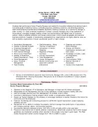 Resume For Property Management Job Property Manager Resume Assistant Property Manager Resume Samples