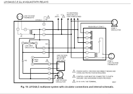 honeywell l8124a wiring diagram honeywell wiring diagrams collection